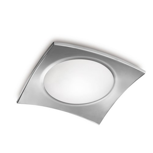 Nuage Fixture (Jesco Lighting CTC610L Nuage Series 610 Ceiling Mount Light, Chrome, Large)