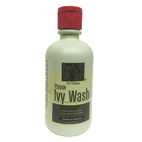 5th & Company Poison Ivy Wash, 6 Ounce