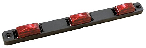 Kaper II 1A-S-126R Red LED Identification Light