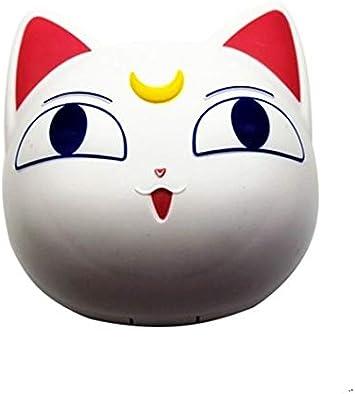 Lentillero estuche lentes de contacto diseño gato blanco kit completo viajes, gimnasio, mochila, bolso, camping, fiesta pijamas, coche, todas las edades de CHIPYHOME: Amazon.es: Salud y cuidado personal