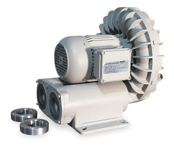 Regenerative Blower, 2.2 HP, 110 CFM by Fuji
