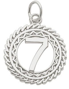 Rembrandt Charms Number 7 Charm