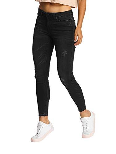 Jacqueline Grau Donna Grey dark Fit Jake Slim Jdyskinny Denim Dark Low Denim Jeans De Yong zArUwSz