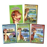 The Complete Land Before Time - All 13 Movies - The Land Before Time (1988) / Ii: The Great Valley Adventure / Iii: The Time of the Great Giving / Iv: Journey Through the Mists / V: The Mysterious Island / Vi: The Secret of Saurus Rock / Vii: The Stone of Cold Fire / Viii: The Big Freeze / Ix: Journey to Big Water / X: The Great Longneck Migration / Xi: Invasion of the Tinysauruses / Xii: The Great Day of the Flyers / Xiii: The Wisdom of Friends - The Complete Land Before Time Set