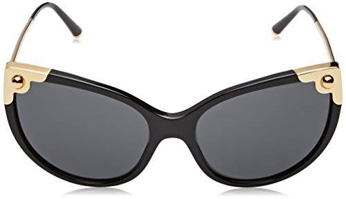 Gabbana Sol Gafas De Ojos Black Gato Dolce 60 amp; Ray 0dg4337 ban 56nqwZBp0