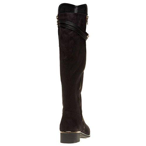 Noir Femme Xti Noir 28414 Boots qxRn5In0