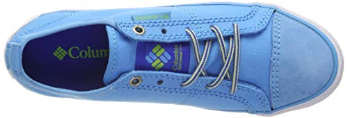 Columbia 39 Lace Jade Azul 5 Eu Para 463 Mujer Zapatillas Lime riptide Goodlife FrSwqvgFx