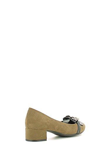 Grace Shoes 8231 Bailarina Mujeres Negro