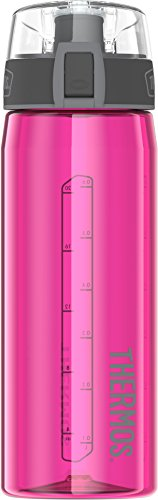 Thermos 24 Ounce Tritan Hydration Bottle, Ultra Pink