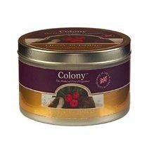 Reed Diffuser Nachfüller-Kerze, Duft Pudding die Feigen mit Teelicht aus Glas