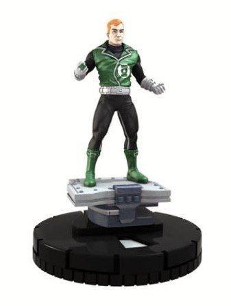 Heroclix DC War of Light Month 2 Op Kit #104 Guy Gardner Figure Complete with Card