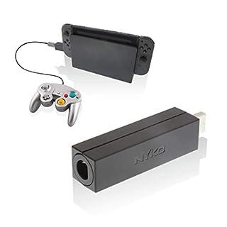 Nyko Retro Controller Adapter - Single Port GameCube Controller Adapter for Nintendo Switch