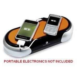 Charging Valet Stand for Cell Phones, Mp3 Players, and Other Handheld Devices