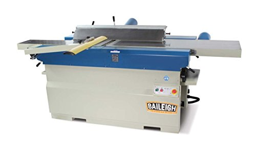 Baileigh JP-1898-NC Numerically Controlled Jointer/Planer...