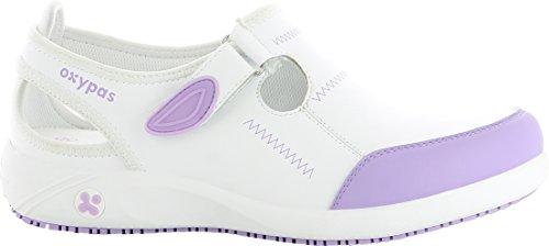 OXYPAS Lilia - Calzado de protección Mujer Purple (Lic - Lilac)