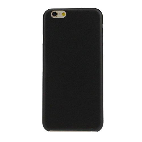Apple iPhone 6 Schutzhülle Ultra Slim Case Hülle 0,3 mm TPU hard Cover Schwarz von cTRON21