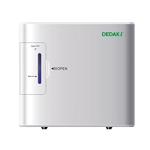 TTLIFE Portable Homecare O2 Bar Machines 1-6L/min Adjustable Portable Travel O2 Concentrator 110V (White)