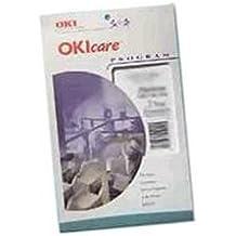 Oki Data 38017102 Computer Scanner Calibration Cards C530 Series 2 Year Exchange