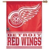 Wincraft Detroit Red Wings 27x