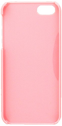 Graphics and More USA American Flag Snap-On Hard Protective Case for iPhone 5/5s - Non-Retail Packaging - Pink