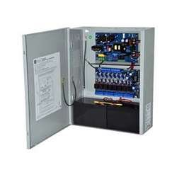 Altronix AL600ULACM Access Power Controllers with 8 Fused Outputs Power Supply, 12/24 VDC, 6 Amps (Pack of 1)