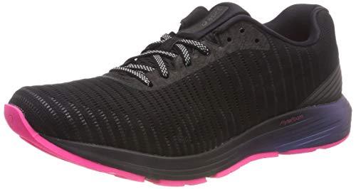 Mujer 3 Pink Para Dynaflyte Negro 001 Lite black Asics hot Running De Zapatillas show fqS85x67n