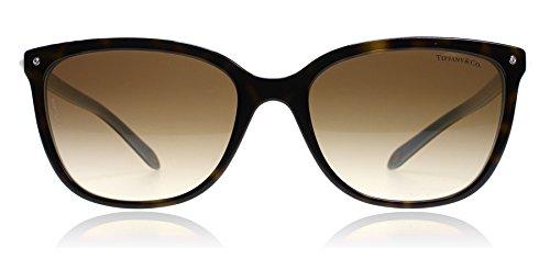 Tiffany TF4105HB 8134-3B Tortoise TF4105HB Cats Eyes Sunglasses Lens Category - Eye Sunglasses Tiffany Cat
