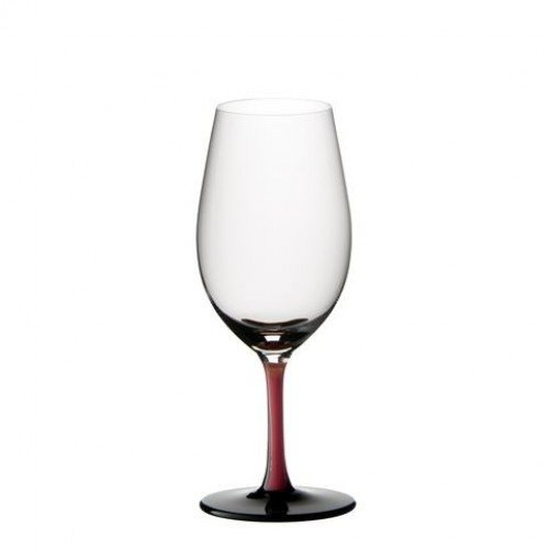 Riedel Sommeliers Series Collector's Edition Vintage Port Glass, Red/Black ()
