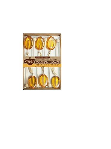Price comparison product image Melville Candy Company Honey Clover Spoons Gift Sets,  3 Ounce