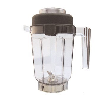 Vita Mix Clear Compact Blender Container Only - No Blade and No Lid, 32 Ounce -- 1 each. (Vitamix Blender Blending compare prices)