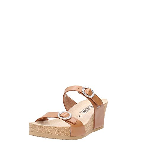 Sandales LIDIA Femme pieds MEPHISTO Camel Nu 4pgaaxnH