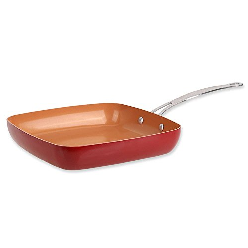 NuWave 9 inch Ceramic Non-Stick Fry Pan | As Seen On TV |...