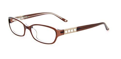 BEBE Monture lunettes de vue BB5049 210 Topaze/Cristal 53MM
