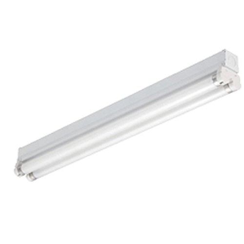 Lithonia Lighting MNS8 2 25 120 RE 2-Light T8 Mini-Strip Light for Residential Use, 3-Feet (Fixtures Fluorescent Light Exterior)