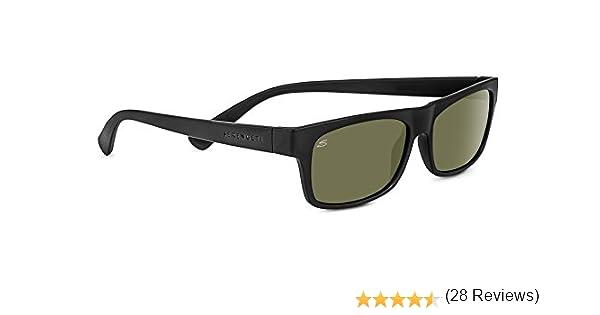 SERENGETI Rapallo Gafas de Sol, Color Negro Satinado, tamaño Small ...