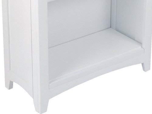 KidKraft Avalon Tall Bookshelf-White