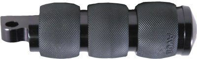 Western Powersports Footpegs Air Cushion-Black by Avon Tyres (Image #2)