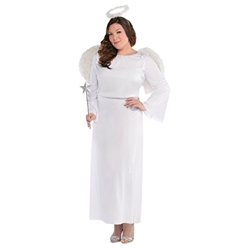 AMSCAN, Heaven Sent Angel Halloween Costume for