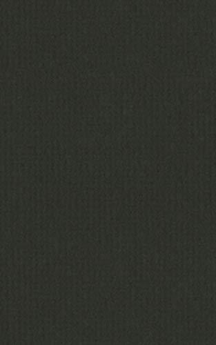 Poster Palooza Textured Black 11x14 Backing Board - Uncut Photo Mat Board (10-Sheets)