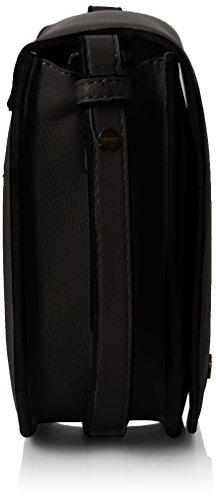 Saddle Calvin Body Bag Cross Metropolitan Klein Black Bag Women's wrrtP
