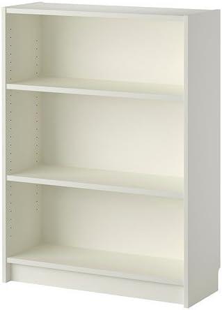 Ikea Billy Bucherregal In Weiss 80x28x106cm Amazon De Kuche
