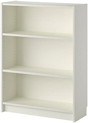 Ikea Billy Bucherregal In Weiss 80x28x106cm Amazon De Kuche Haushalt