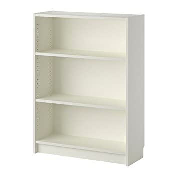 Ikea Billy Bücherregal In Weiß 80x28x106cm Amazonde Küche