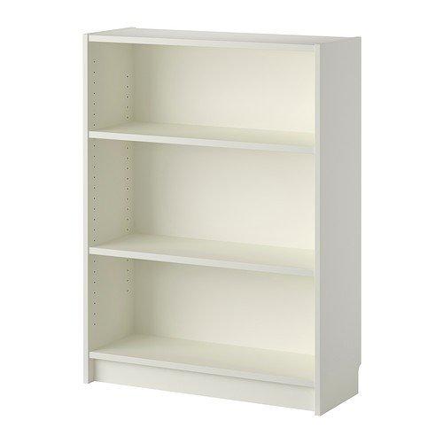 IKEA BILLY Bücherregal in weiß; (80x28x106cm)