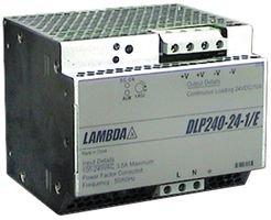 Tdk Lambda Dlp180-24-1/e Ac-dc Conv, Din Rail, 1 O/p, 180w, 7.5a, 24v