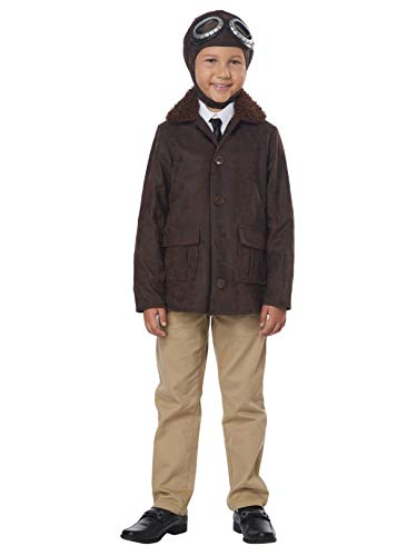 Child American Aviator Costume]()
