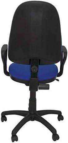 5 Star Chair, Blue, 52x46x113.5 cm