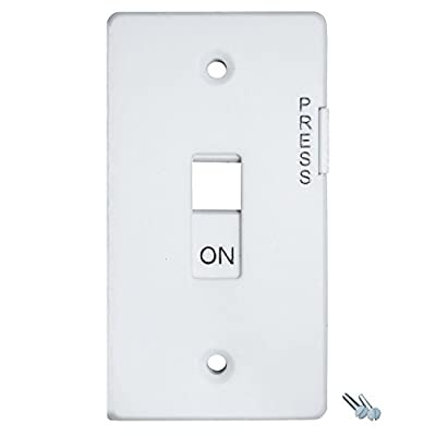 Smart Light Switch, Vansware 15A Smart Wifi Light Switch, Remote Control and Timer Control, Works with Alexa, Google home and IFTTT, No Hub required, Easy and Safe installation, ETL and FCC listed.