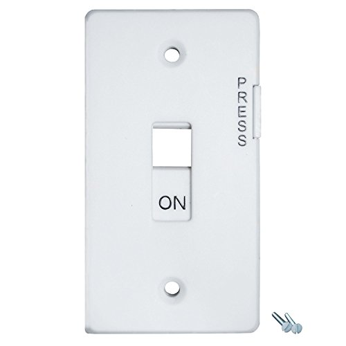 E-Lock - Light Switch Guard for Locking Switches