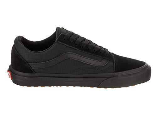 Hombre Para Negro Vans Vans Zapatillas Hombre Para Vans Negro Zapatillas wFnnCq8x